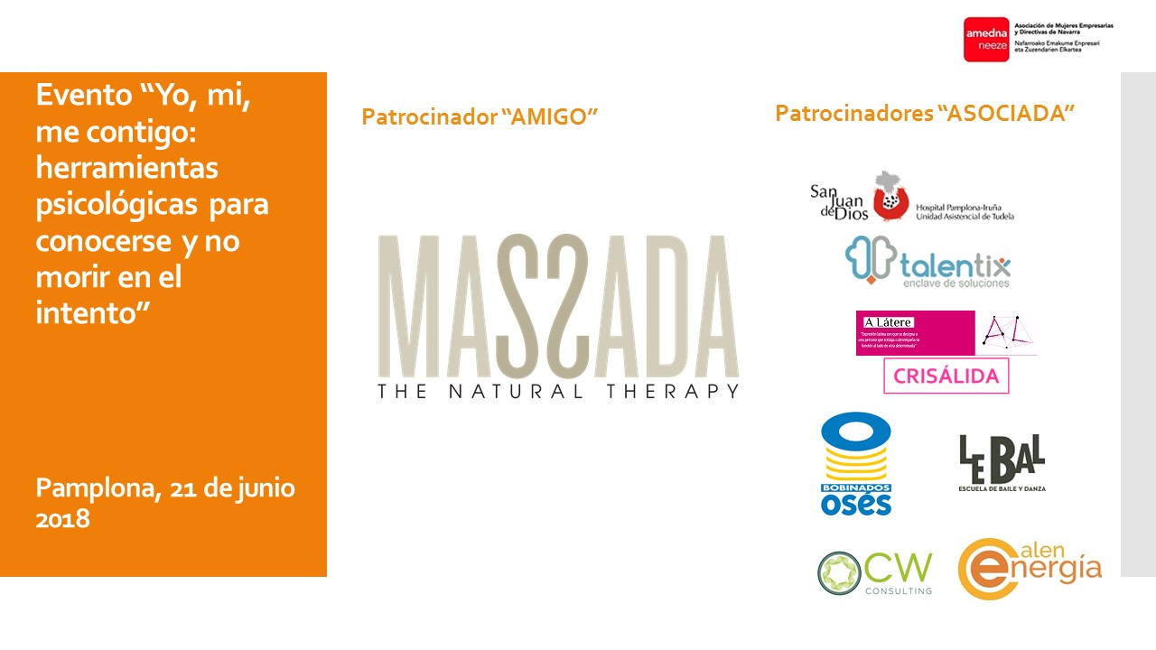 Massada The Natural Therapy patrocinador